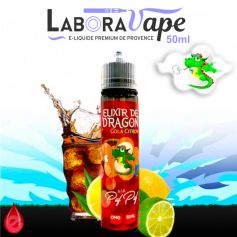 ELIXIR DE DRAGON COLA CITRON - LABORAVAPE
