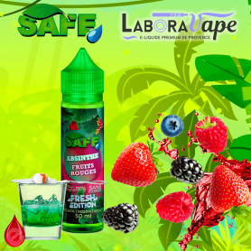 ABSINTHE FRUITS ROUGES - SAFE - LABORAVAPE