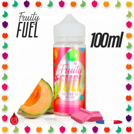 THE PINK OIL - FRUITY FUEL 100ml