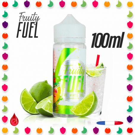 THE WHITE OIL - FRUITY FUEL 100ml