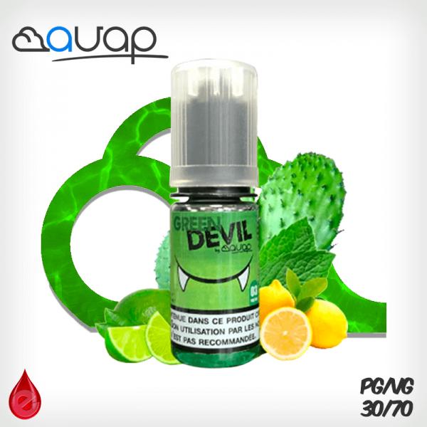 GREEN DEVIL - AVAP