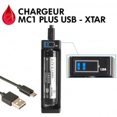 Chargeur d'accus MC1 PLUS - XTAR
