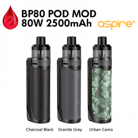 KIT BP80 - MOD POD - ASPIRE