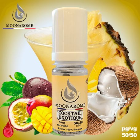 COCKTAIL EXOTIQUE 10ml - MOONAROME