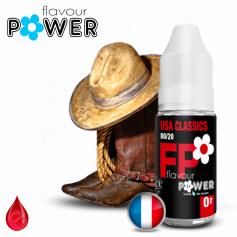USA CLASSICS - Flavour POWER - e-liquide 10ml