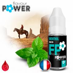 TBC MENTHE (MENTHOL) - Flavour POWER - e-liquide 10ml