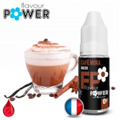 MOKA CAFE - Flavour POWER - e-liquide 10ml