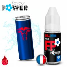 BULL DRINK - Flavour POWER - e-liquide 10ml