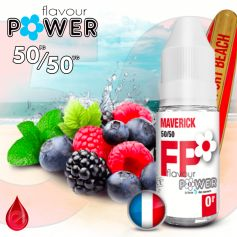 50/50 MAVERICK - Flavour POWER - e-liquide 10ml