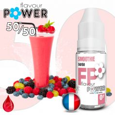 50/50 SMOOTHIE - Flavour POWER - e-liquide 10ml