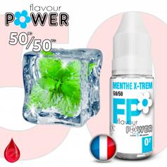 50/50 MENTHE X-TREM - Flavour POWER - e-liquide 10ml