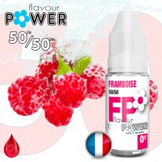 50/50 FRAMBOISE - Flavour POWER - e-liquide 10ml