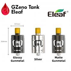Clearomiseur GZeno Tank ELEAF