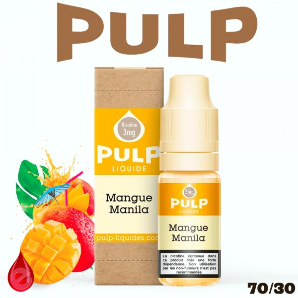 MANGUE MANILA - e-liquide PULP