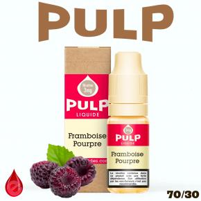 FRAMBOISE POURPRE - e-liquide PULP