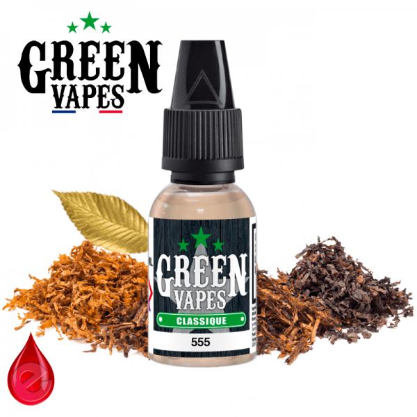 555 - GREEN VAPES