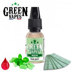 HOLY GUM - GREEN VAPES-eliquide