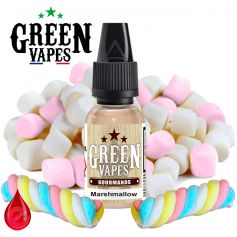 MARSHMALLOW - GREEN VAPES