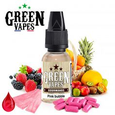 PINK BUBBLE - GREEN VAPES