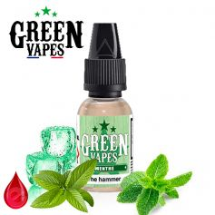 THE HAMMER - GREEN VAPES
