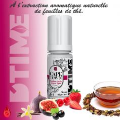 CAPE TOWN - D'time - e-liquide 10ml