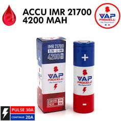 ACCU IMR 21700 Vap Procell 4200 MAH
