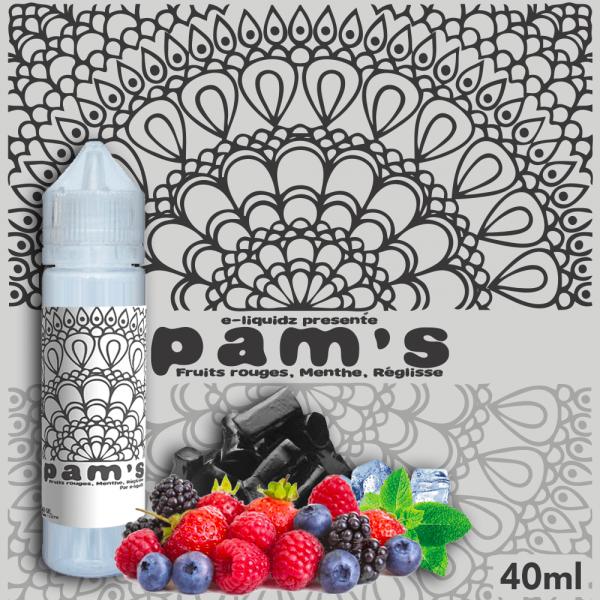 PAM'S - Mix Max Vape - e-liquide 40ml