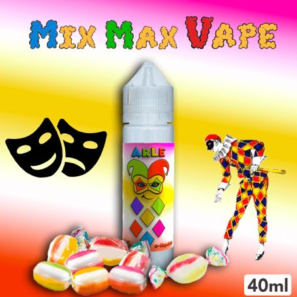 ARLE - Mix Max Vape - e-liquide 40ml