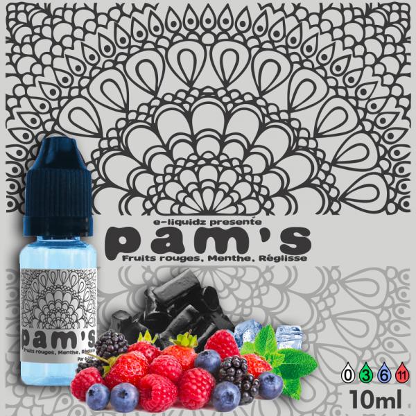 PAM'S - Mix Max Vape - e-liquide 10ml-eliquide
