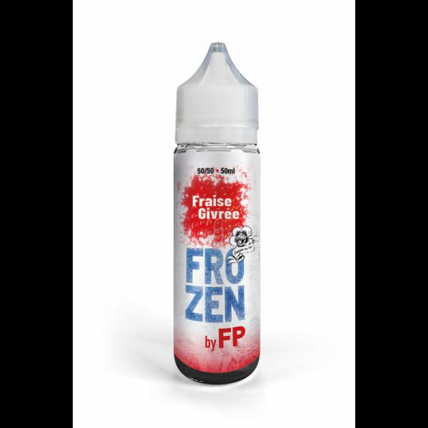 FRAISE GIVREE - 50ml - FROZEN by FP