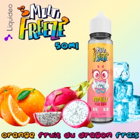 FRIPOUILLE ORANGE DRAGON - Liquideo MULTI-FREEZE 50ml