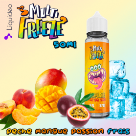 TIREBOULETTE PECHE MANGUE PASSION - Liquideo MULTI-FREEZE 50ml