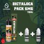 PACKS Nico-Boostable Pack DICTALOCA 6mg 70ml