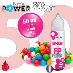 50ml 50/50 BB Gum - Flavour POWER