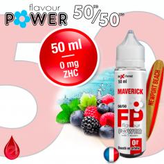 50ml 50/50 MAVERICK - Flavour POWER