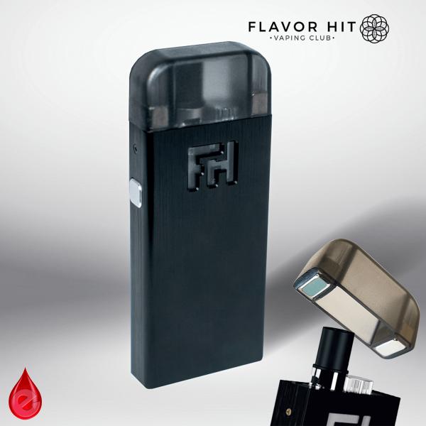 Pod FHBox - FLAVOR HIT - NOIR