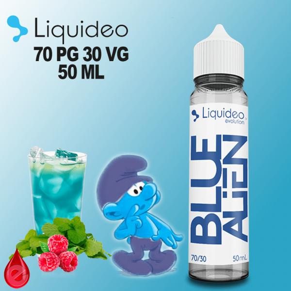 BLUE ALIEN - Liquideo 50ml