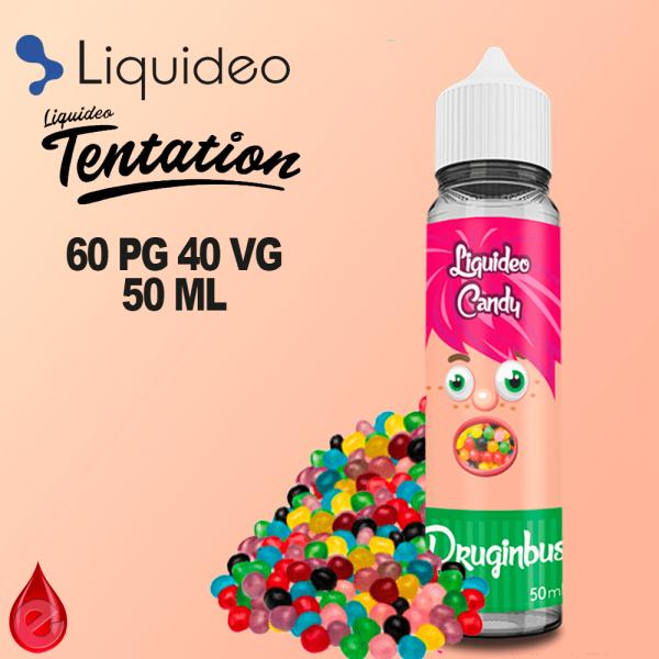 DRUGINBUS - LIQUIDEO TENTATION 50ml