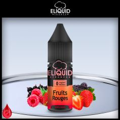 FRUITS ROUGES - Eliquid France