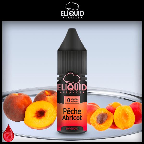 PÊCHE ABRICOT - Eliquid France