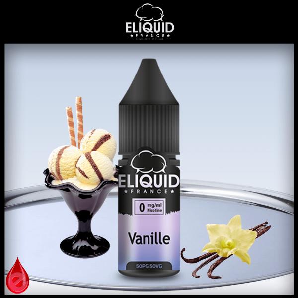 VANILLE - Eliquid France