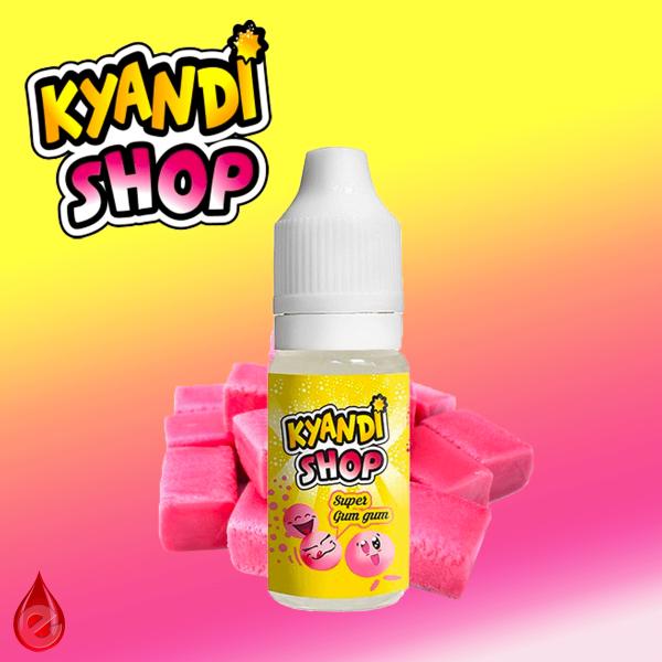 SUPER GUM GUM - KYANDY SHOP 10ml-eliquide