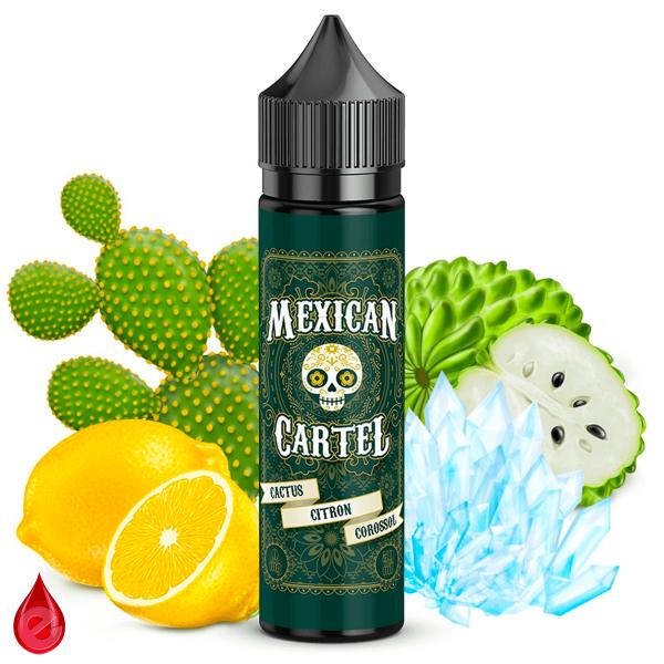 CACTUS CITRON COROSSOL - MEXICAN CARTEL 50ml-eliquide