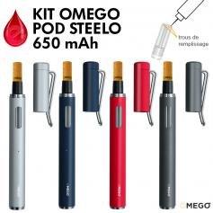 Kit Pod STEELO - OMEGO