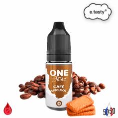 CAFÉ SPÉCULOS 10ml - ONE TASTE par e-tasty
