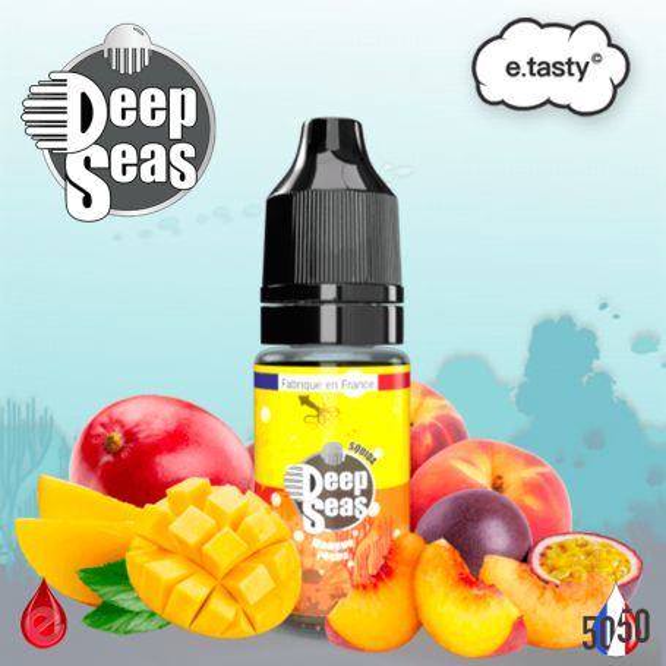 SQUIDA 10ml - DEEPSEAS par e-tasty