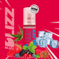 RED - DLIZZ e-liquide 10ml
