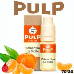 CLEMENTINE DE SICILE - e-liquide PULP