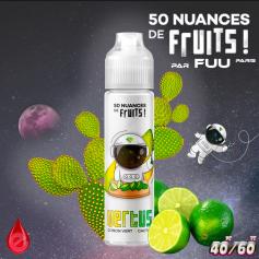 VERTUS - 50 NUANCES DE FRUITS by FUU 50ml