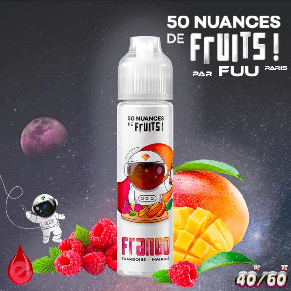 FRANGO - 50 NUANCES DE FRUITS by FUU 50ml